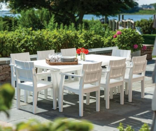 A Modern Take On Adirondack Style That Looks Right At Home On Any Deck,  Pool, Or Patio. The MAD Collection From Seaside Casuals Features An  Extensive Array ...