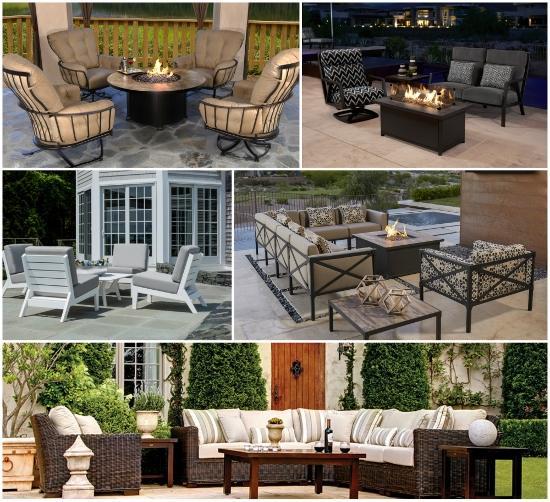 Patio Furniture Trends 2017