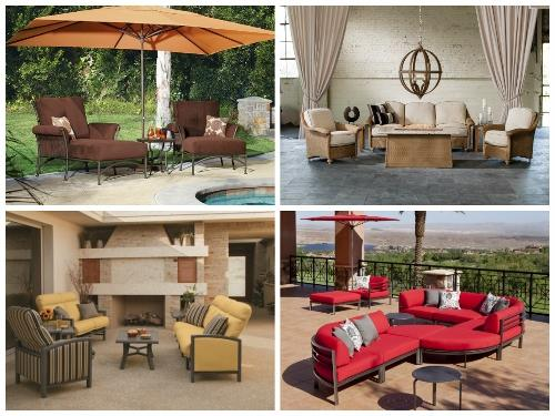 Not Only Can You Find Products With Cushioned Seats, But Also Cushioned  Backs, Arms, And Added Pillows For The Ultimate In Outdoor Relaxation And  Luxury.