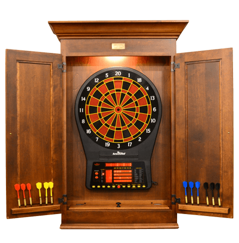 Sheffield Dartboard Cabinet Peters Billiards