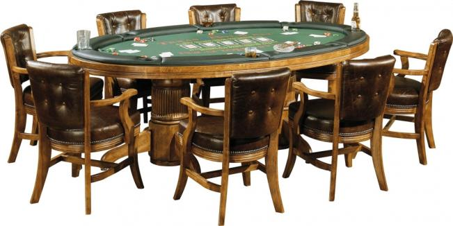 Texas Hold Em Game Table Peters Billiards