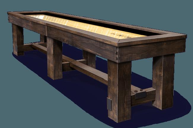 Breckenridge Shuffleboard Table Peters Billiards