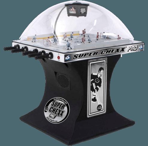 Bubble Hockey Super Chexx Pro Peters Billiards