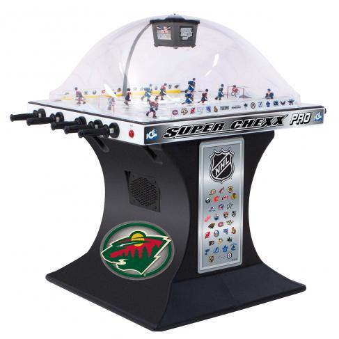 Bubble Hockey Super Chexx Pro Nhl Peters Billiards