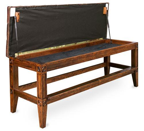 Cr620 Storage Bench Peters Billiards