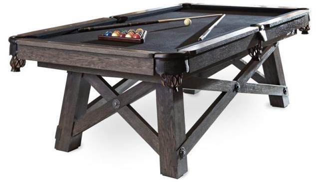 loft pool table