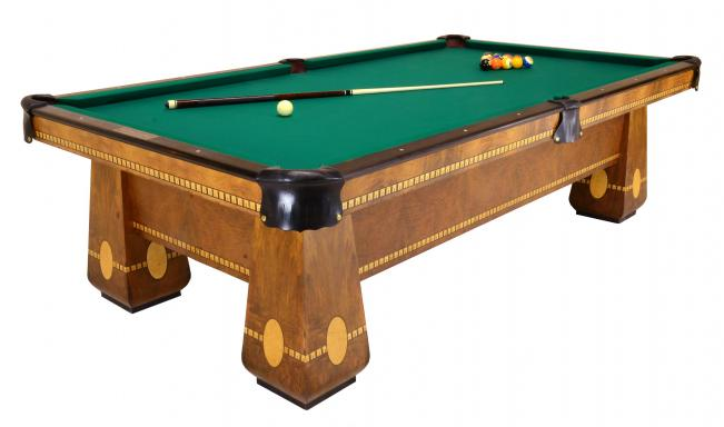Medalist With Ball Return Peters Billiards - Brunswick monarch pool table value