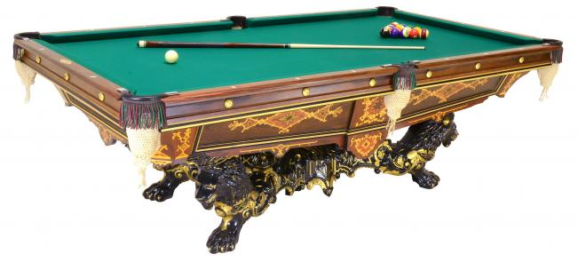 Monarch Rosewood Peters Billiards - Monarch pool table