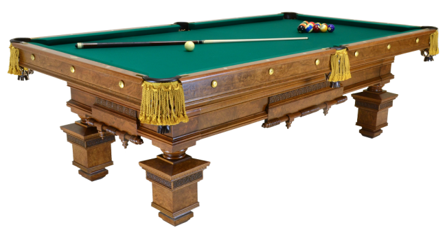 Pride Of Cleveland Peters Billiards