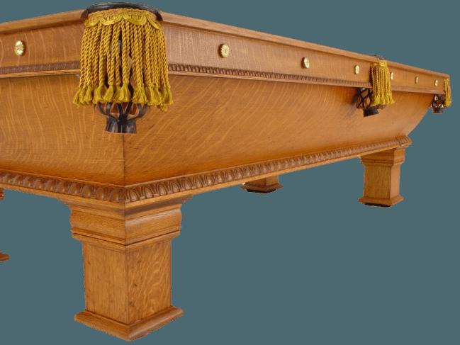 Saratoga Style Peters Billiards