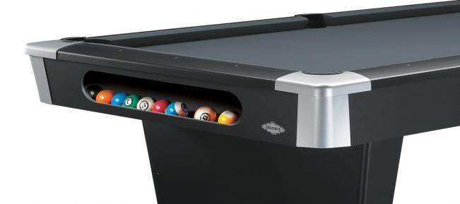 Black Wolf II Pool Table