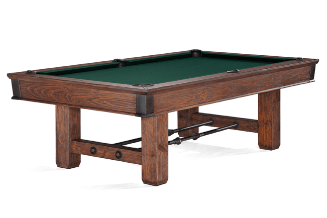 canton pool table