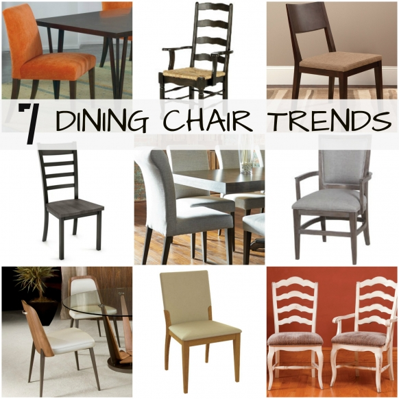 Dining Chair Trends For 2016: Seven Trends In Dining Chairs