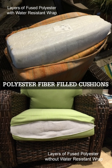 Outdoor Cushions Do They Really Hold, Can Outdoor Seat Cushions Get Wet