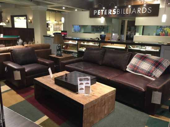 Vendor Highlight Omnia Leather Furniture Entertaining